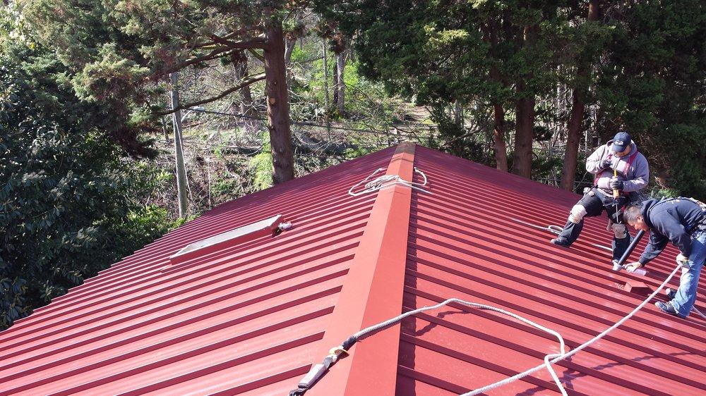 Metal Roofing Tekline Roofing